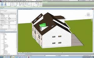 Lucarne De Toit : revit attachement d 39 une lucarne de toit et cr ation d ~ Melissatoandfro.com Idées de Décoration