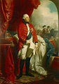 George III of the United Kingdom - Benjamin West - WikiArt.org