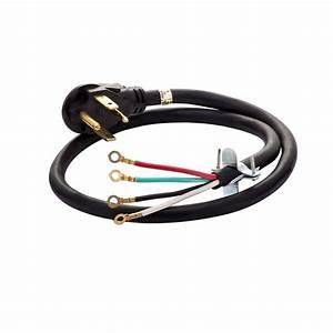 Smart Choice 4 Ft  30 Amp 4