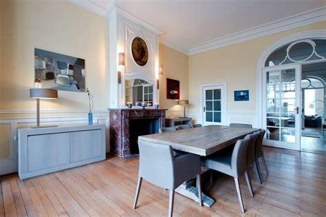 cuisine melange ancien moderne design intérieur allier le moderne et l 39 ancien