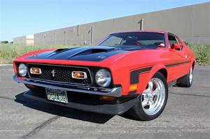 429 Mach 1 Boss 351 - Dynamic '71 Duo - Mustang Monthly Magazine