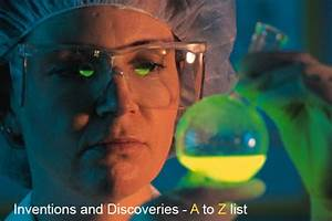 INVENTIONS AND DISCOVERIES BY SCIENTIST - WWW.SHAIKHASEEM.COM