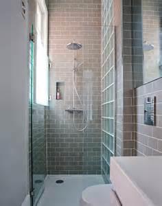 modern grey tiled shower cubicle the room edit