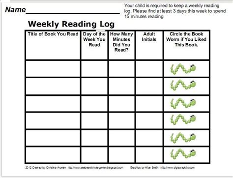 classroom freebies  reading log freebie