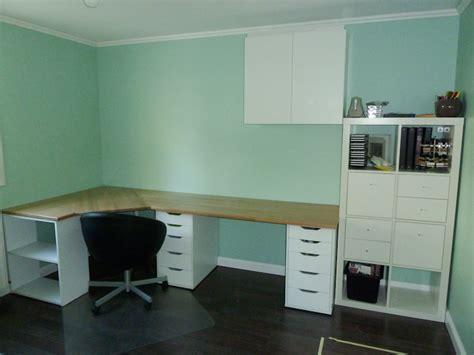fabriquer un bureau pas cher un bureau sur mesure