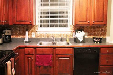 diy glass backsplash ideas home design ideas how to make a