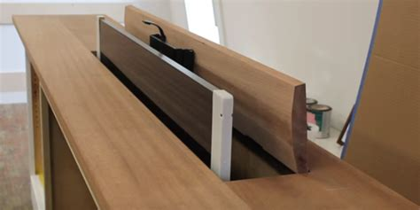 Bid Up Tv How To Build A Tv Lift Cabinet Make A Pop Up Tv