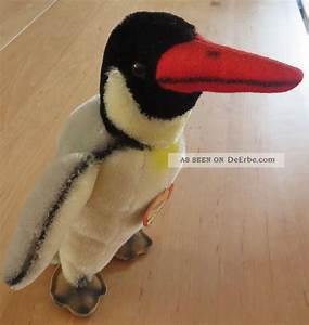 Steiff Tiere Alt : steiff pinguin peggy etwa 21 cm alt mit schild ~ Watch28wear.com Haus und Dekorationen