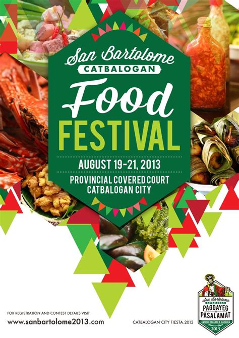 poster cuisine 16 best food festival images on food festival