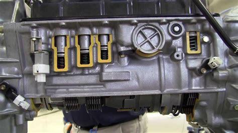 automatic transmission basic hydraulic operation youtube