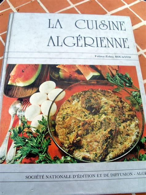 recette de cuisine en gratuit ebooks gratuit gt la cuisine algérienne fatima zohra