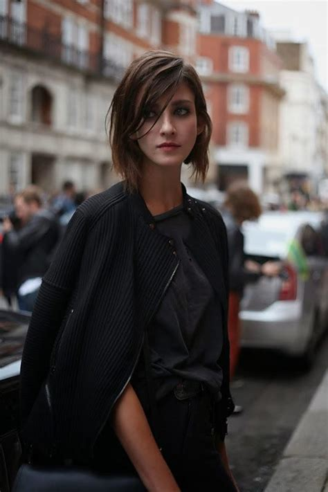 idees de coiffures le carre flou taaora blog mode