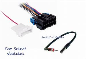 2002 Chevrolet Tahoe Stereo Wiring : radio wire harness antenna adapter for some 1995 2002 ~ A.2002-acura-tl-radio.info Haus und Dekorationen