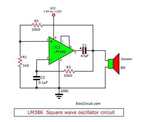 Datasheet Low Voltage Audio Power Amplifier