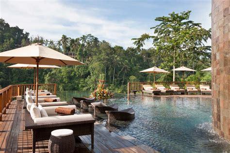 De mooiste zwembaden van Bali Hanging Gardens