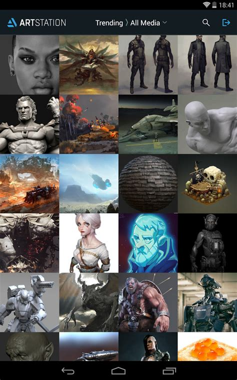 ArtStation » Apk Thing - Android Apps Free Download