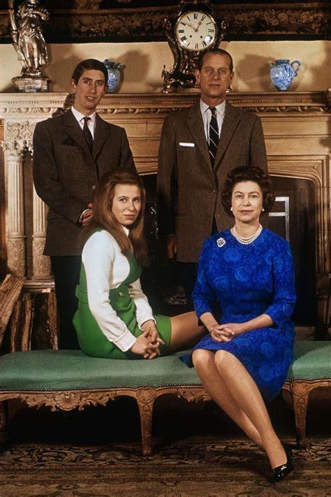 de la famille royale britannique de