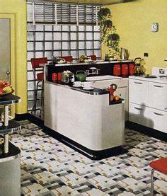 retro kitchen floor 1000 images about vintage linoleum on 1935