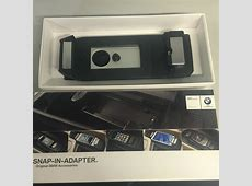 Original BMW SnapIn Adapter Apple iPhone 6 6S Connect