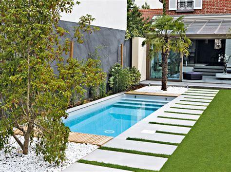 infos sur amenagement petit jardin avec terrasse et piscine arts et voyages
