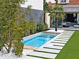 infos sur amenagement petit jardin avec terrasse et With amenagement jardin avec piscine