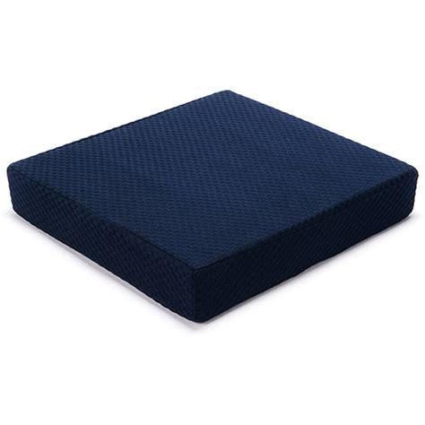 carex memory foam seat cushion walmart