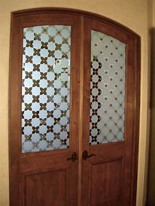 Interior Glass Doors with Obscure Frosted Glass Designs ...
