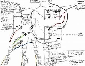 Furnace Blower Wiring Diagram