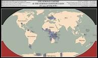 German Colonial Empire after WW1 : imaginarymaps