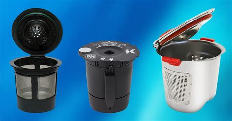 10 Best Reusable K Cup Filters 2020 [Buying Guide] - Geekwrapped