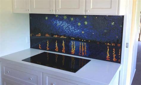 mosaic tiles kitchen splashback starry mosaic splashback brett cbell mosaics 7873