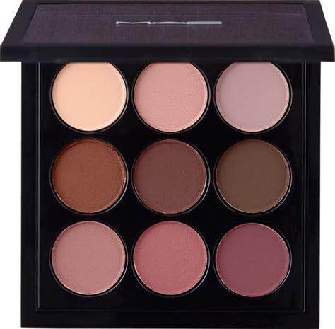 mac eyeshadow burgundy times   makeup palettes