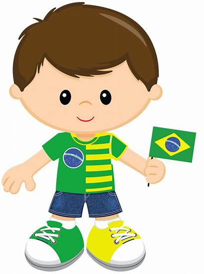 Brasil Copa Desenho Decoraciones Puertas Escuela Gisele