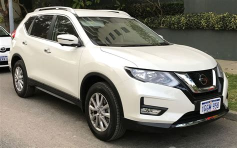 Open up to a bigger, bolder world, and get there in a spacious nissan suv. Nissan X-Trail - Wikipedia