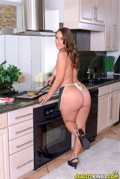 Ass In The Kitchen The Official Free Porn Video And