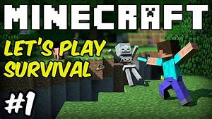 [MINECRAFT] LET'S PLAY - SURVIVAL SINGLE PLAYER - EPISODE ...