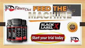Black Label X Reviews  Benefits  Side Effects  U0026 Ingredients Muscle  U0026 Body Strength