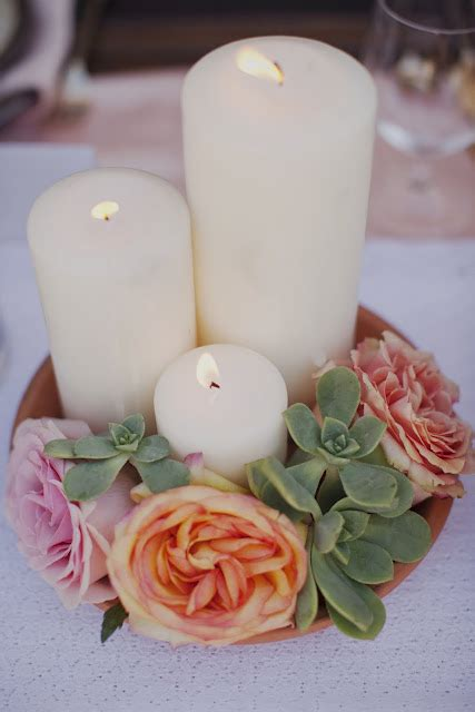 Do It Yourself Weddings Rustic Succulent Centerpieces