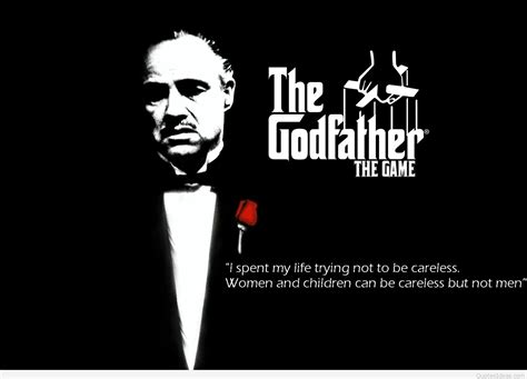 The Godfather Quotes And Sayings With Images Wallpapers Hd Top