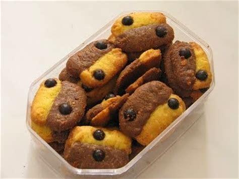 membuat kue kering coklat  keju aneka resep