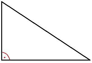 rechtwinkliges dreieck berechnen