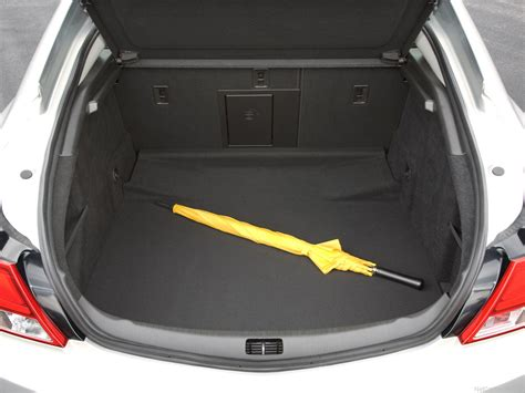 Opel Insignia Trunk Space by Vauxhall Insignia 2009 Picture 59 1024x768
