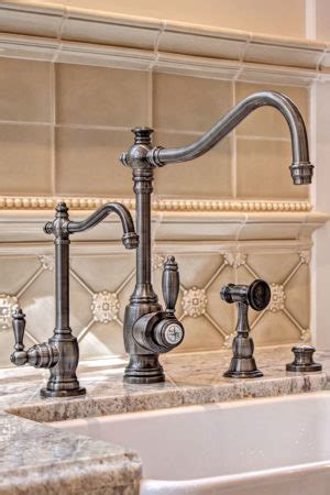 annapolis cold  filtration faucet  waterstone