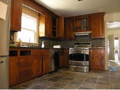 Delectable White Kitchen Cabinets Slate Floor Gallery Kitchen Floor Tile With White Cabinets With Kitchen Flooring With