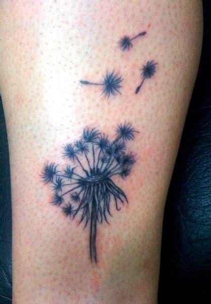 dandelion foot tattoos  quotes quotesgram