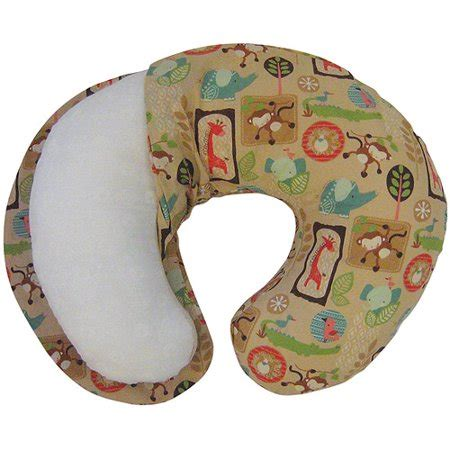 boppy pillow walmart boppy nursing pillow slipcover jungle patch walmart