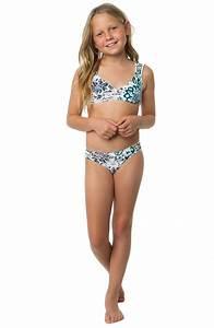 O'Neill 'Arabella' Strappy Two-Piece Swimsuit (Little