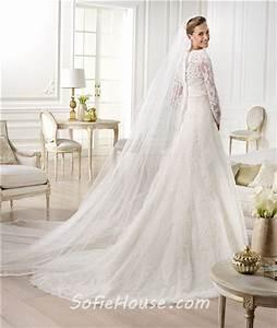 strapless empire waist maternity beaded lace wedding dress With long sleeve empire waist wedding dress