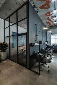 Industrial Style Shop : offices with an industrial interior design touch ~ Frokenaadalensverden.com Haus und Dekorationen