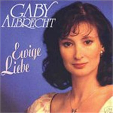 gaby albrecht discographie alle cds alle songs